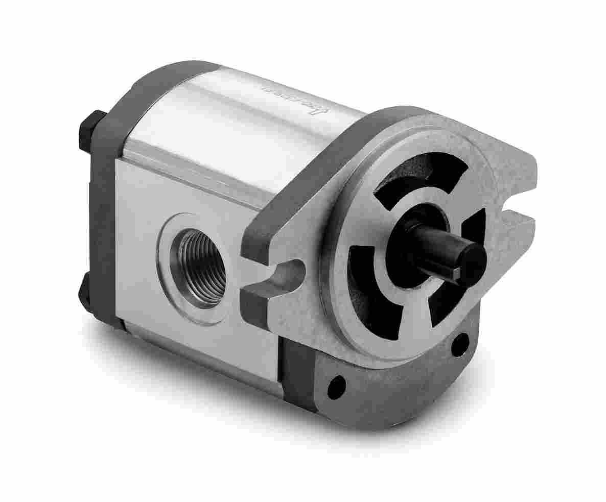 1.83 CU.In Rev single stage SPLITez gear Pump.